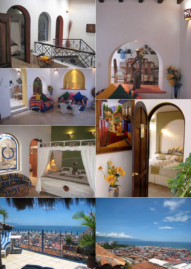 Villa Kikeya Luxury In Downtown Puerto Vallarta